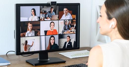 Online sollicitatiegesprek? Professioneel Videobellen doe je zo!