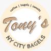 Tony's new york city bagels