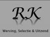 Rk werving selectie en uitzend